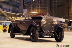 Hispano-Suiza, H6B, Cabriolet, Sport, Double Phaeton, Million-Guiet, rétromobile, artcurial,
