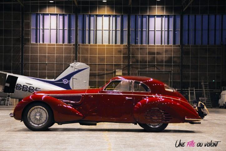 Alfa Romeo 8C 2900B Touring Berlinetta, rouge, 1939, millions