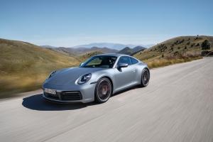 Porsche 911 type 992, avant, jantes