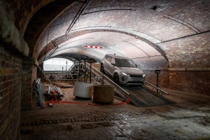 Range Rover Evoque 2018 avant calandre