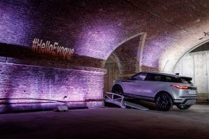 Range Rover Evoque 2018 arrière feux