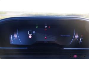 Peugeot 508 SW i-cockpit combiné