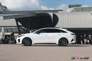 Kia Proceed GT profil jantes essence