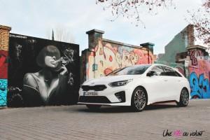 Kia Proceed GT statique essence break