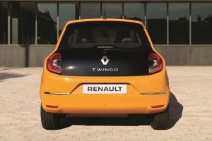 Renault Twingo arrière bouclier