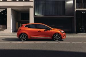 Renault Clio 5 profil jantes