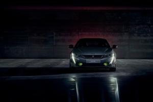 508 Peugeot Sport Engineered concept avant feux
