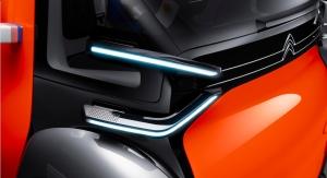 Citroën Ami One Concept feux avant détail