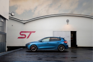 Ford focus ST profil jantes