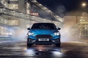 Ford focus ST face calandre