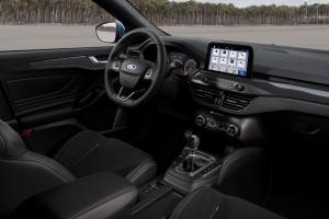 Ford focus ST intérieur écran volant