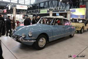 Citroën DS Rétromobile 2019
