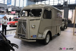 Citroën Type H Rétromobile 2019