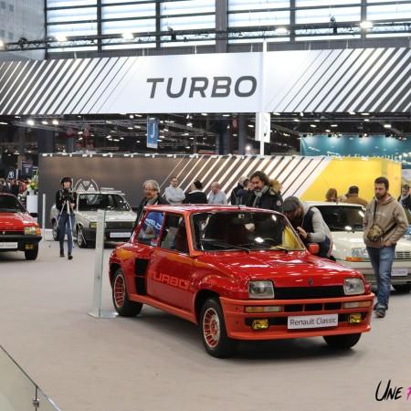Renault 5 Turbo Rétromobile 2019
