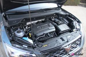 Cupra Ateca TSI 300 essence moteur