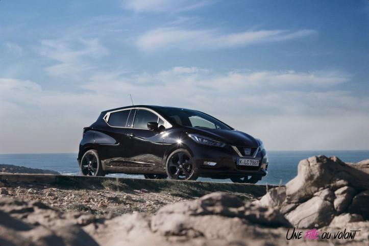 Nissan Micra N-Sport essence jantes noir