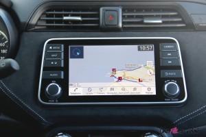 Nissan Micra N-Sport écran tactile NissanConnect GPS