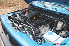 Suzuki Jimny moteur essence 1,5
