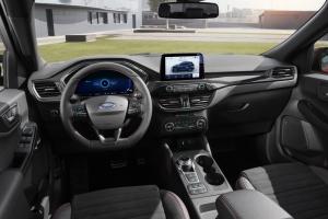 Ford Kuga 2019 intérieur écran volant sièges