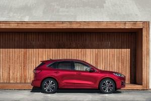 Ford Kuga 2019 profil jantes SUV nouveauté