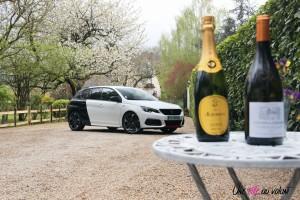 Peugeot 308 GTi sportive coupe franche PureTech