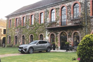 Maserati Levante 2019 profil jantes avant calandre