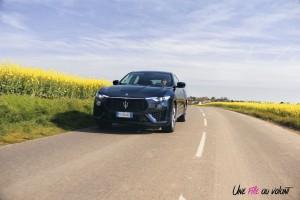 Maserati Levante 2019 dynamique V6 essence Transport