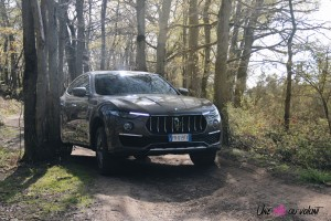 Maserati Levante 2019 diesel calandre SUV
