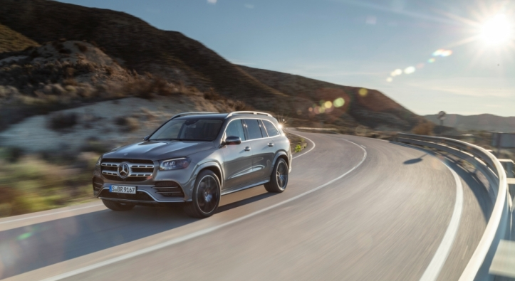 Mercedes GLS 2019 1