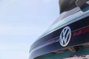 Volkswagen T-Cross 2019 détail logo caméra