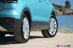 Volkswagen T-Cross jantes bangalore 17 pouces roues pneus