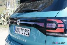 Volkswagen T-Cross 2019 détail feux