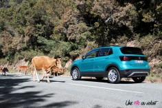 Volkswagen T-Cross 2019 SUV Lounge essence turquoise