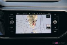 Volkswagen T-Cross 2019 écran tactile GPS