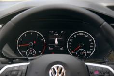 Volkswagen T-Cross combiné compteurs vitesse gps
