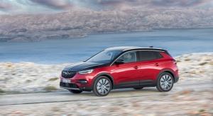 Opel Grandland X Hybrid4 hybride profil jantes