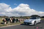 Ferrari GTC4 Lusso argento Nürburgring jantes