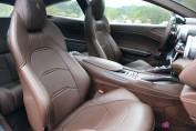 Ferrari GTC4 Lusso 2019 intérieur sièges cuir Cioccolato