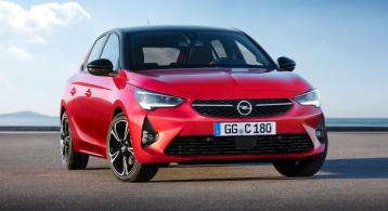 Opel Corsa 2019 avant calandre jantes
