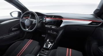 Opel Corsa 2019 intérieur volant écran sièges