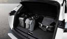 Peugeot 2008 2019 coffre bagages