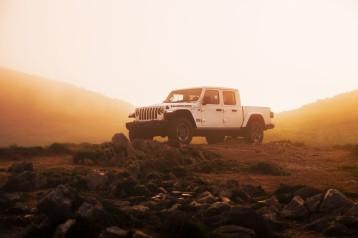 Jeep Gladiator 2019 V6 diesel pick-up