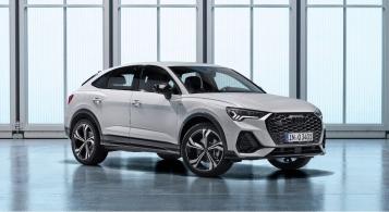 Audi Q3 Sportback 2019 face avant statique calandre