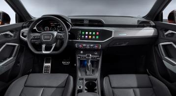 Audi Q3 Sportback 2019 intérieur écran combiné