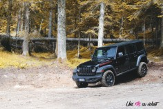 Jeep Wrangler Unlimited Rubicon 2019 jantes off-road