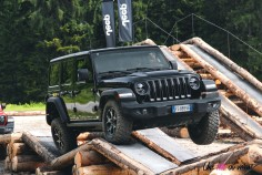 Jeep Wrangler Unlimited Rubicon 2019 suspensions franchissement