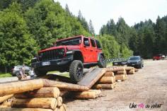 Jeep Wrangler Unlimited Rubicon 2019 suspensions tout-terrain cherokee