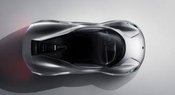 Lotus Evija 2019 toit supercar