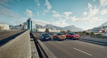 Renault Captur 2019 gamme SUV dynamique