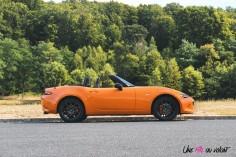 Mazda MX-5 30th Anniversary 2019 profil jantes 17 pouces